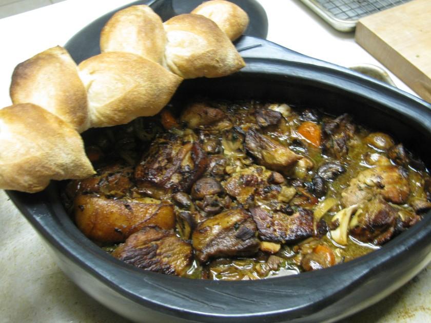 Pork and Mushroom Daube 005
