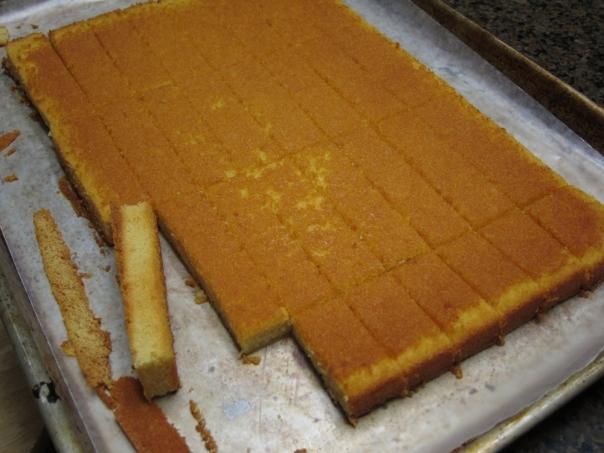 Almond Genoa Bread