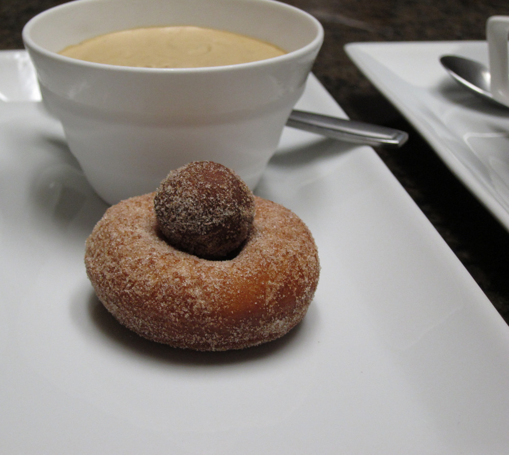 French Laundry: 'Coffee and Donuts' | Oven-Dried Tomatoes