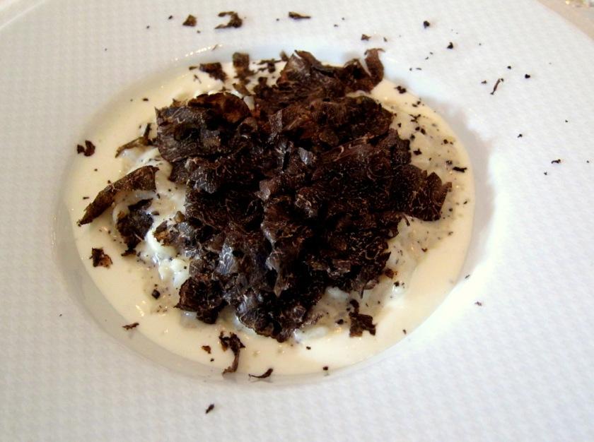 Risotto-Truffles