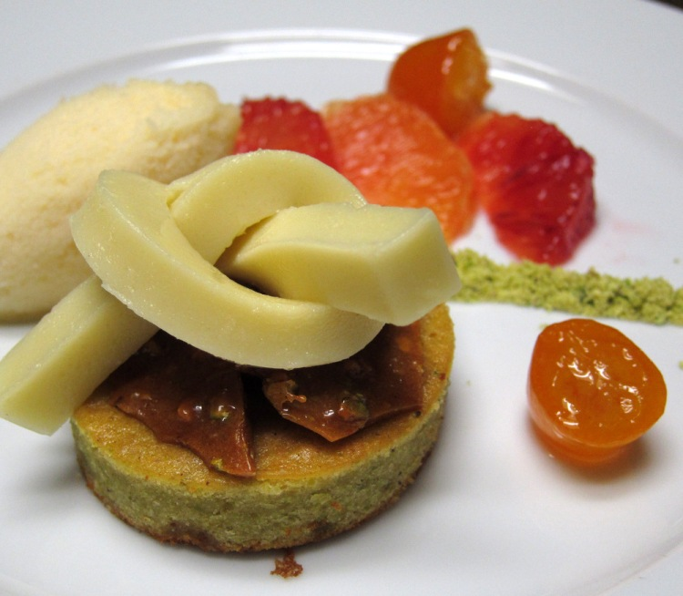 Citrus Blossom-Meyer Lemon-Pistachio