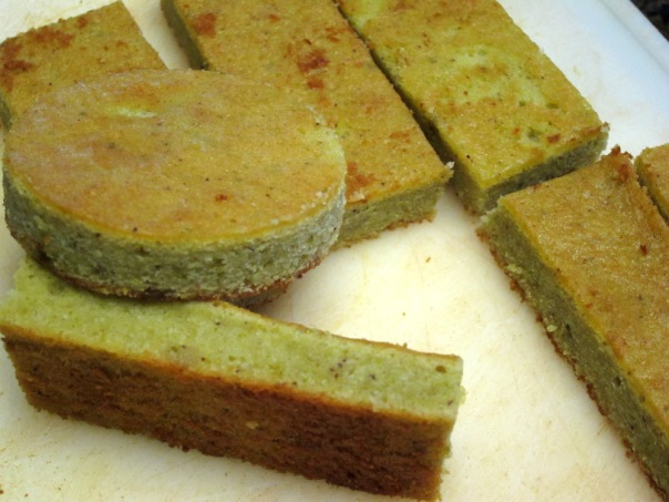 Pistachio Genoa Bread