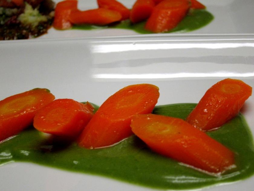 Carrots-Carrot Top Sauce