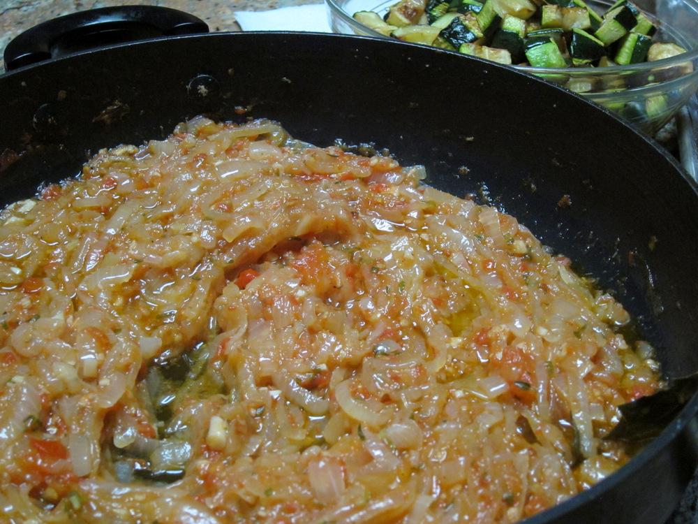 Onion-Tomato