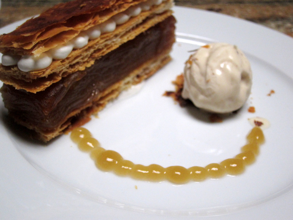 Apple Mille Feuille-Buttermilk Waffle10