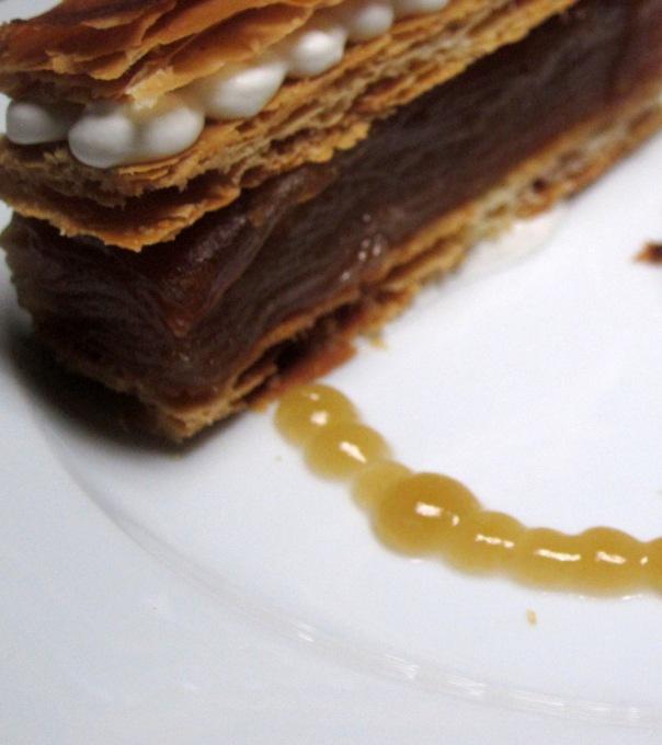 Apple Mille Feuille-Buttermilk Waffle2