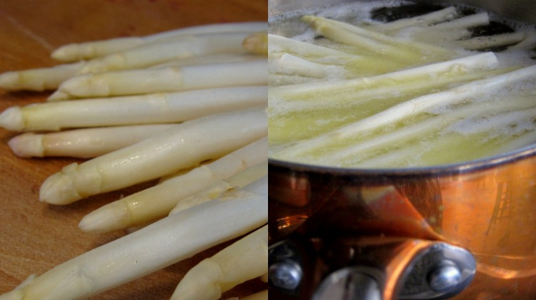 Smoked Salmon-White Asparagus-Sour Cream1