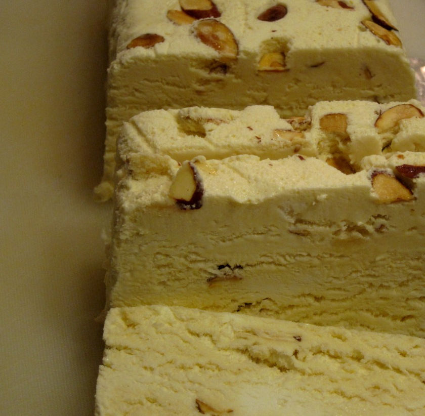 Honey Semifreddo