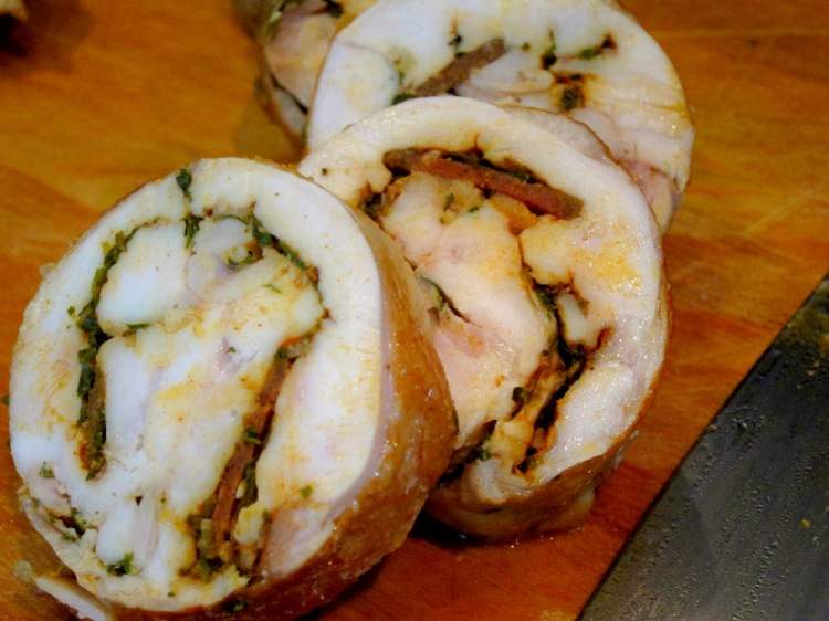 Chicken Roulade11