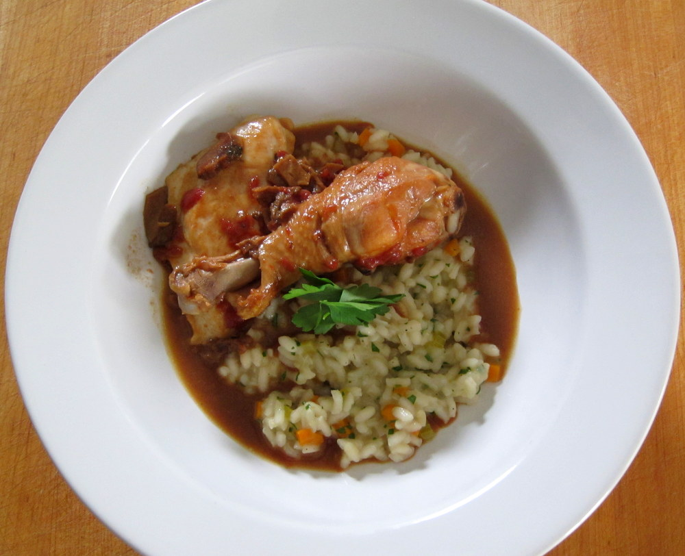 Chicken-Risotto