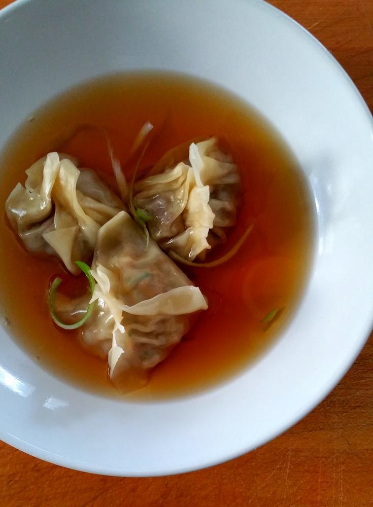 Szechuan Broth-Duck Dumplings2