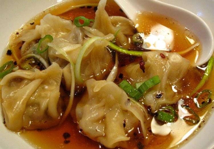 Szechuan Broth-Duck Dumplings5