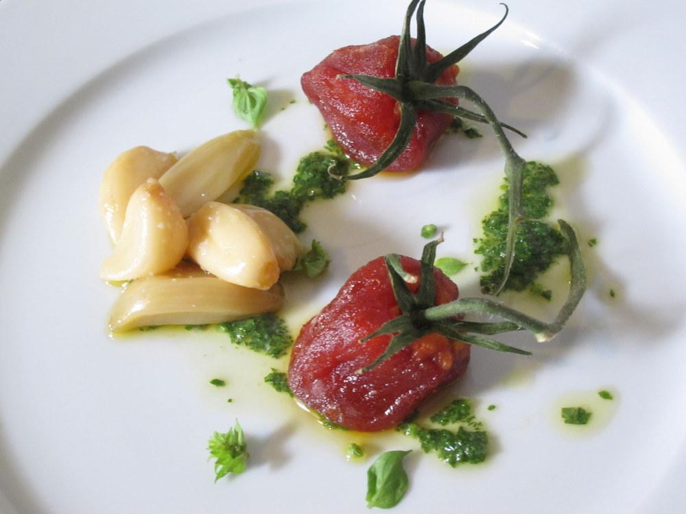 Mugaritz Dried Tomato Salad7