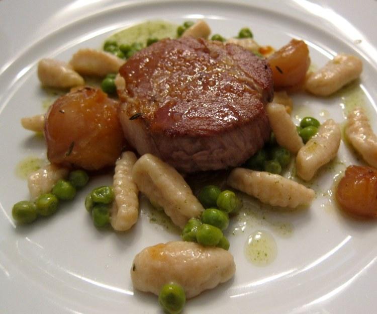 Pork in milk-Ricotta cavatelli2