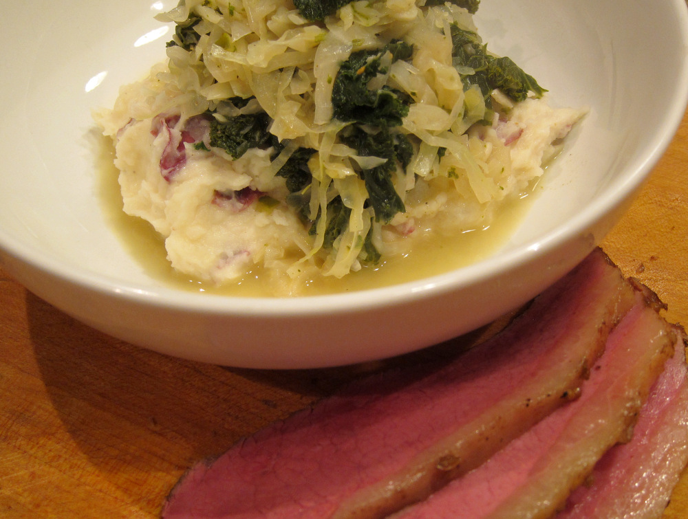 Beef-Colcannon