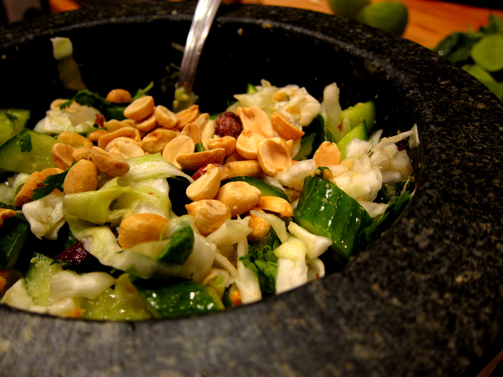 Thai Cabbage Salad2