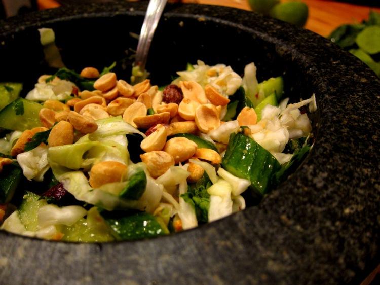 Thai Cabbage Salad2