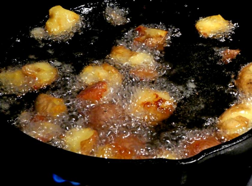 Potatoes-Crispy