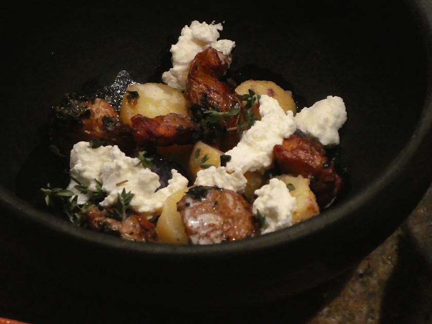 Potatoes-Curds-Norinade