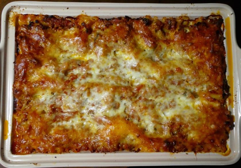 Lasagna-Napoletana
