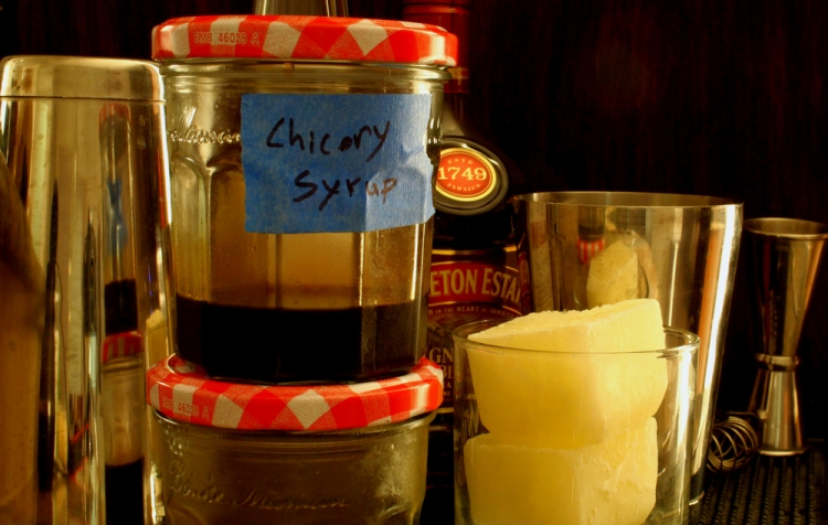 Chicory Syrup2