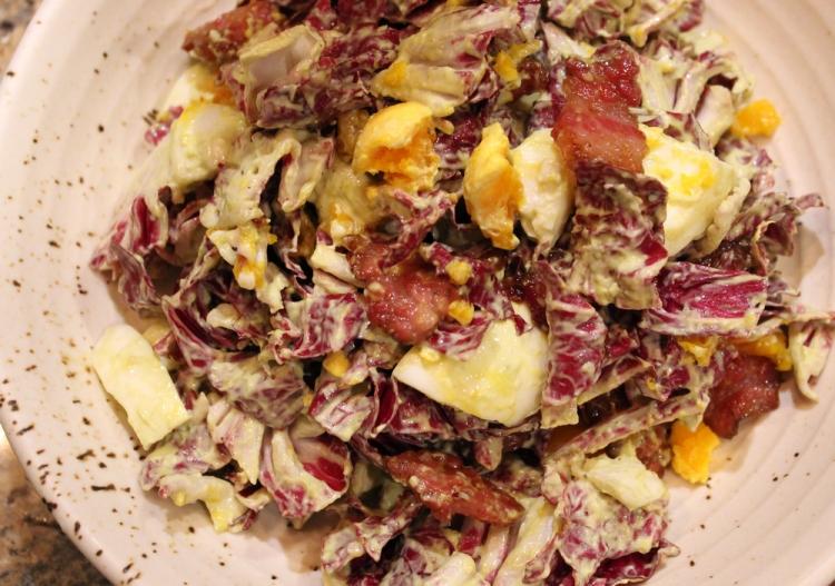 Radicchio Salad3